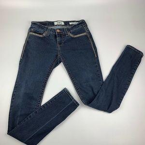 "Daytrip Scorpio Skinny Medium Wash Jeans 27L 31"""
